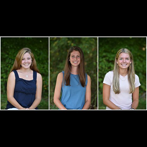 In Our Own Words: Big Blue Summer Edition: Claire Keller '21, Elisabeth Korn '21, and Caeley Feeney '21